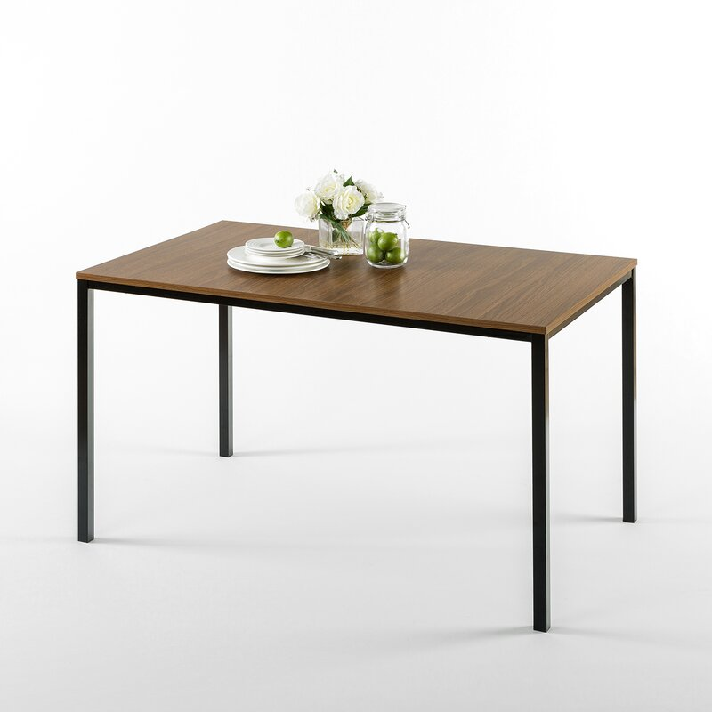 Excellent Vallecillo Dining Table Download Free Architecture Designs Salvmadebymaigaardcom
