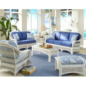 Regatta Configurable Living Room Set by Spice Islands Wicker