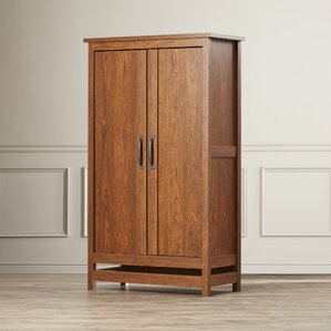 Sunlight Spire Armoire by Loon Peak