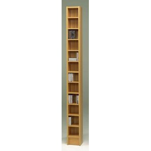 CD Multimedia 12-Shelf Storage Rack by..