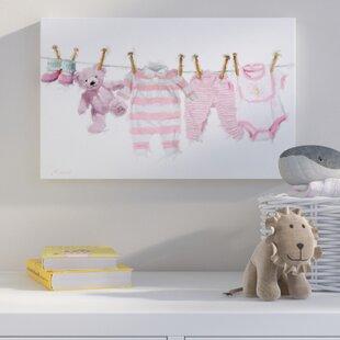 Baby Girl Nursery Wall Decor Wayfair