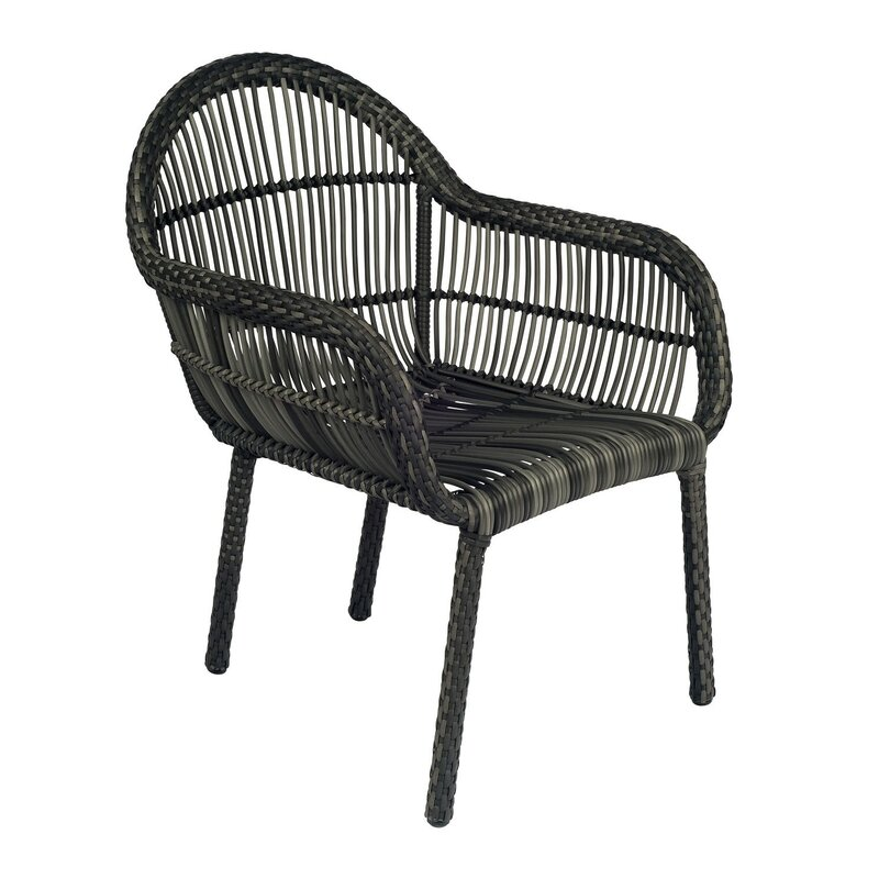 Woodard Canaveral Cape Patio Dining Chair