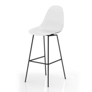 Outstanding Modern 300 Lbs To 400 Lbs Capacity Metal Scandinavian Bar Ibusinesslaw Wood Chair Design Ideas Ibusinesslaworg