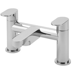 Zweigriff-Wannenarmatur Geco von Belfry Bathroom