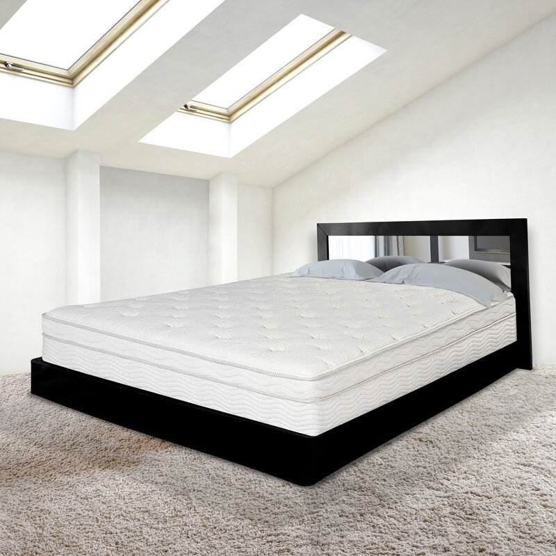 memory foam mattress box. Classic Euro Box Top Spring 13\ Memory Foam Mattress