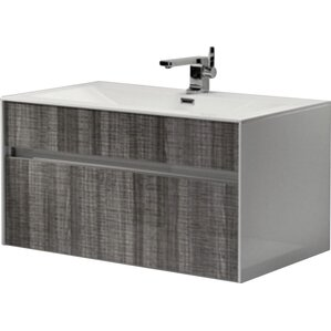 modern white bathroom cabinets. brockman 36\ modern white bathroom cabinets