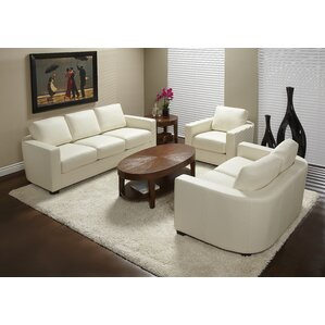 947 Series Leather Configurable Living Room Set by Lind Furniture