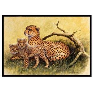 Cheetahs Doormat