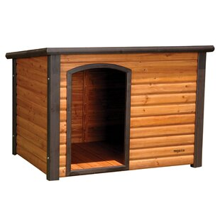 Outback Log Cabin Dog House