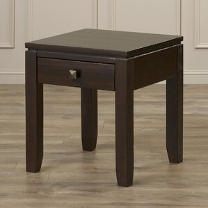 Cosmopolitan End Table by Simp..