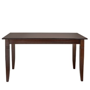 Gonzalez Solid Wood Dining Table