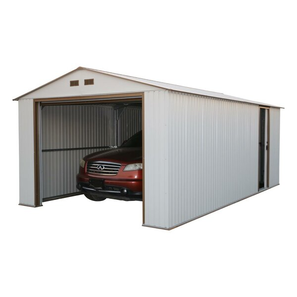 Metal Garage Building | Wayfair