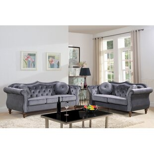 Grey Living Room Sets You\'ll Love in 2019 | Wayfair