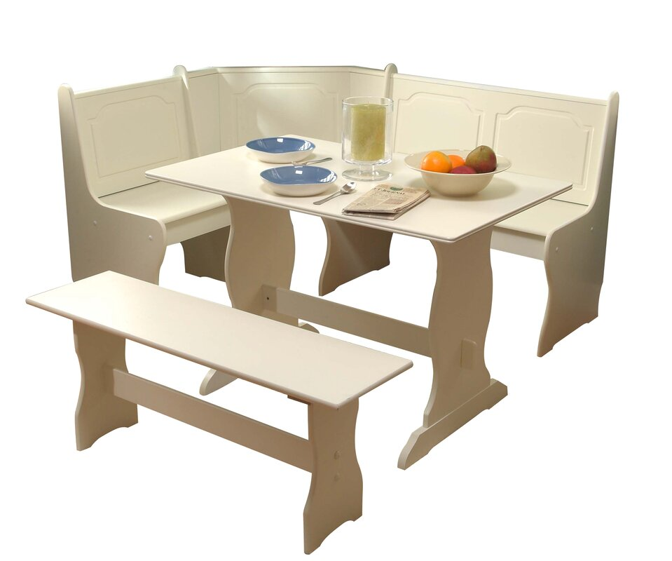 Awesome Delano 3 Piece Dining Set