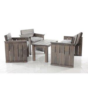 4-Sitzer Sofa-Set Strandgut von Caracella
