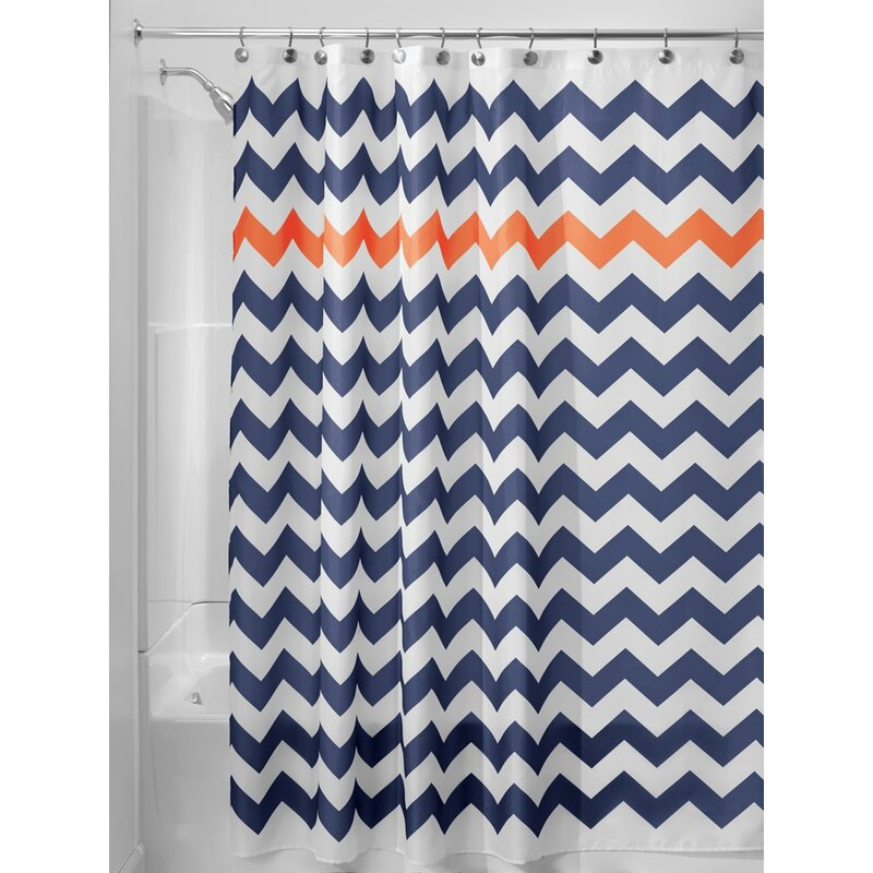 InterDesign Chevron Shower Curtain Reviews