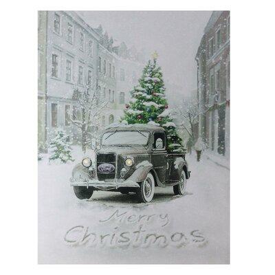 Christmas Wall Art Amp Decor You Ll Love Wayfair