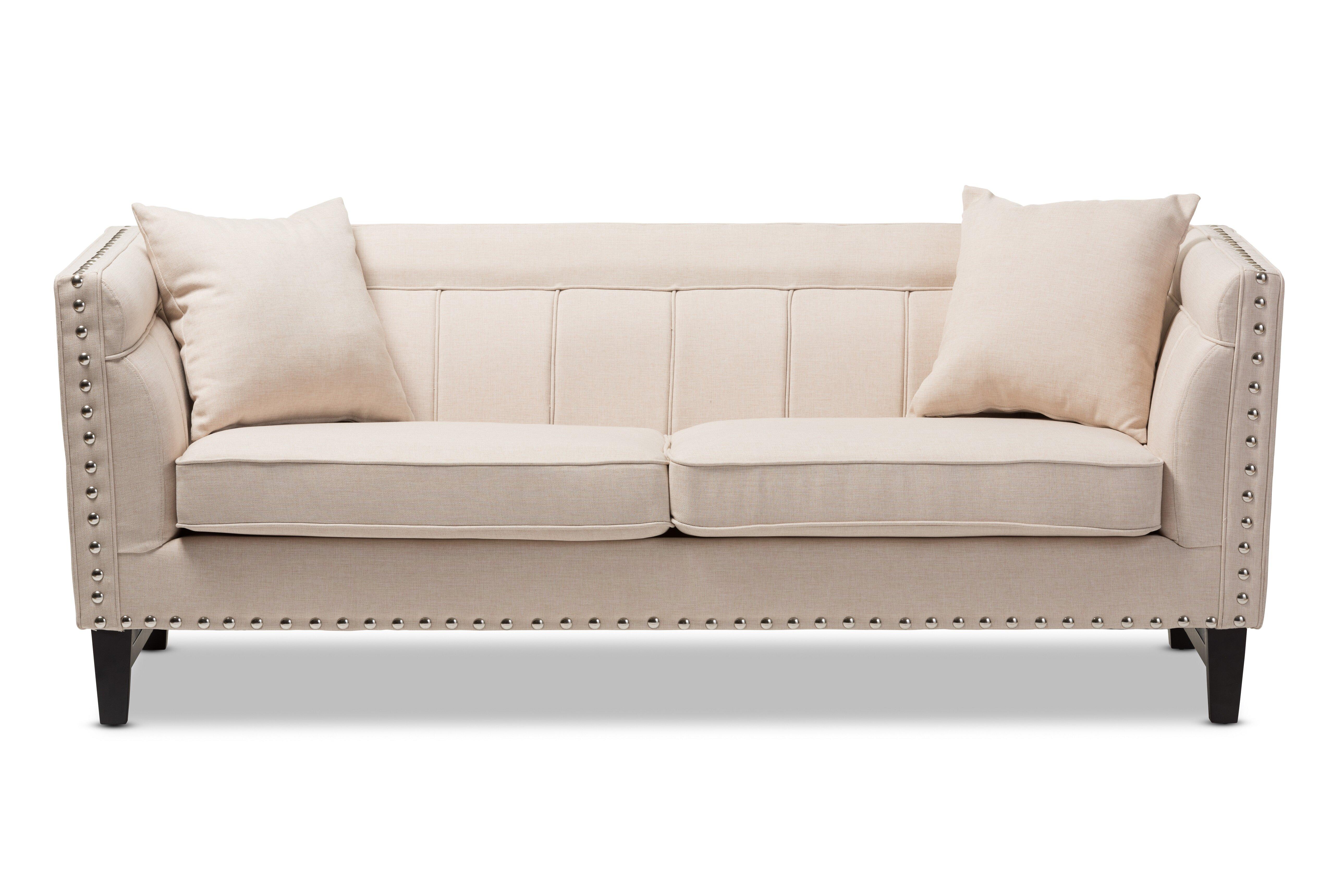 Merveilleux Wholesale Interiors Baxton Studio Stapleton Modern Sofa U0026 Reviews | Wayfair