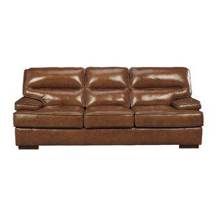 Bomber Jacket Leather Sofa Wayfair