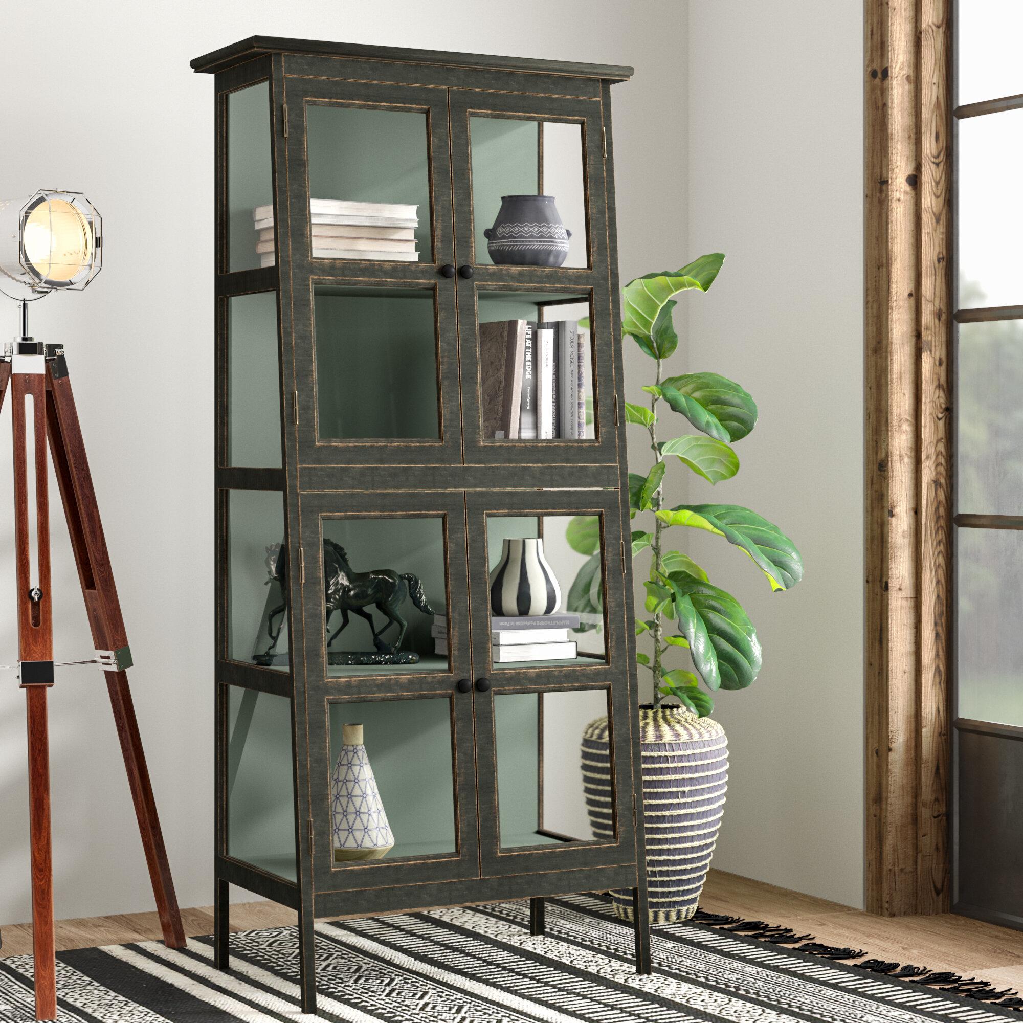 Herritage Curio Cabinet