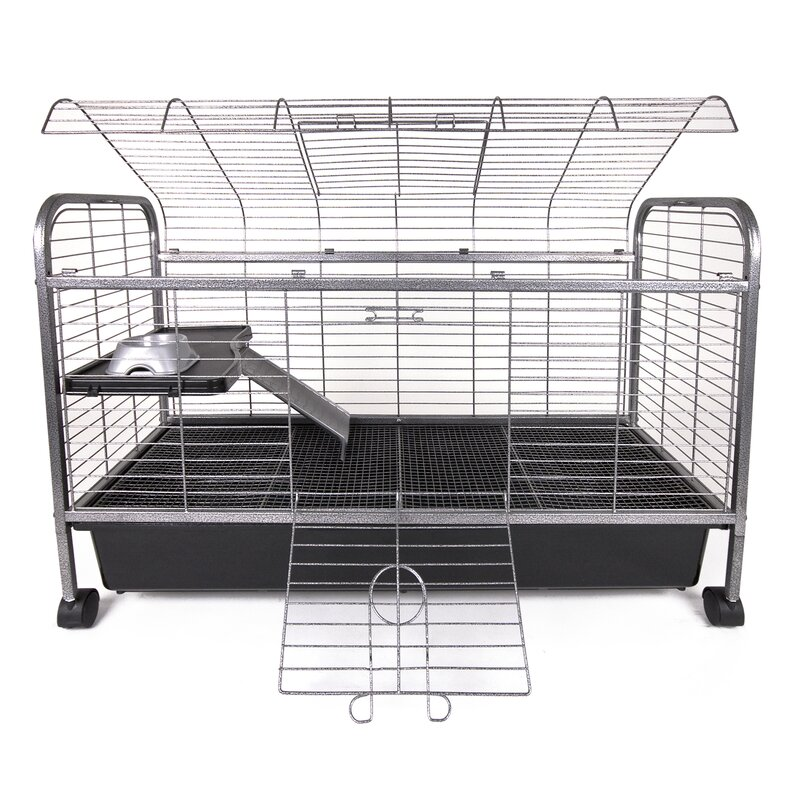 Ware manufacturing living room series rabbit cage reviews wayfair for Critter ware living room series