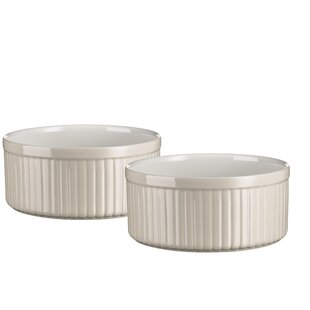 Kitchen Time Soufflé Dish Set by Metro Lane