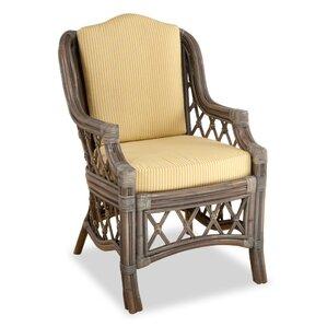 Nadine Arm Chair by South Sea Rattan
