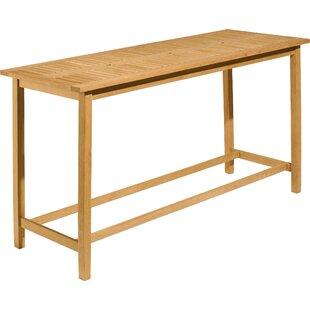Long Narrow Bar Table | Wayfair