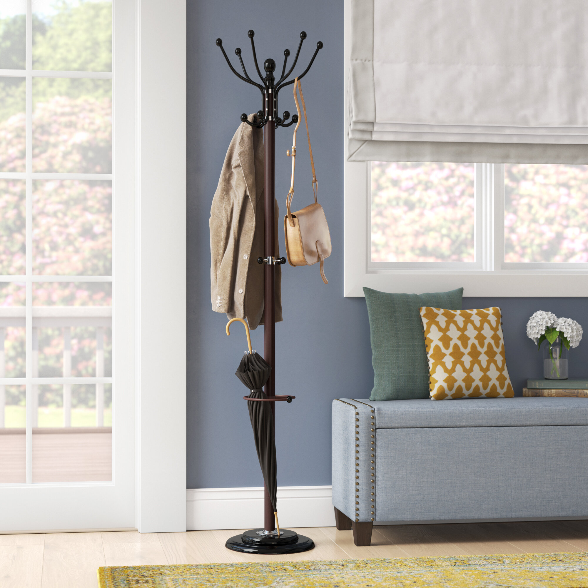 f8803583d70d7 Bentwood Coat Rack