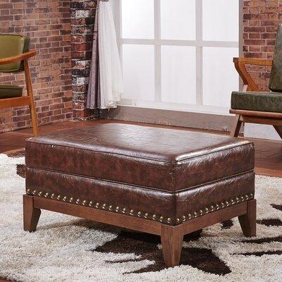 Premium Ottoman Corzano Designs Upholstery: Brown