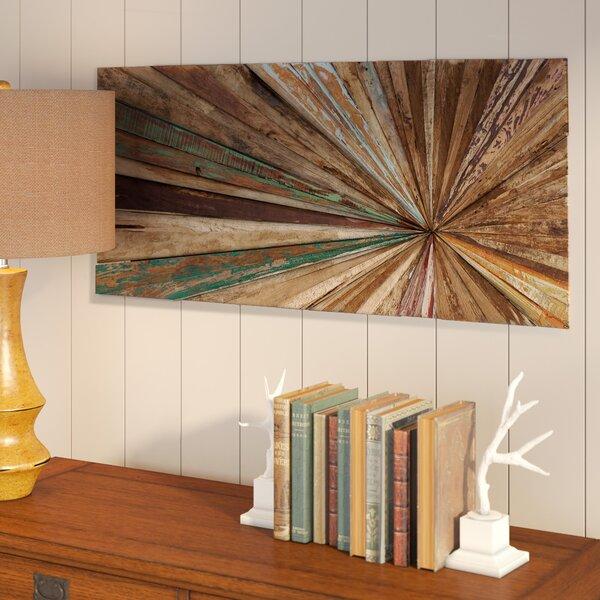 Round Wood Wall Art | Wayfair