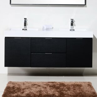 Wall Mounted Floating Bathroom Vanities