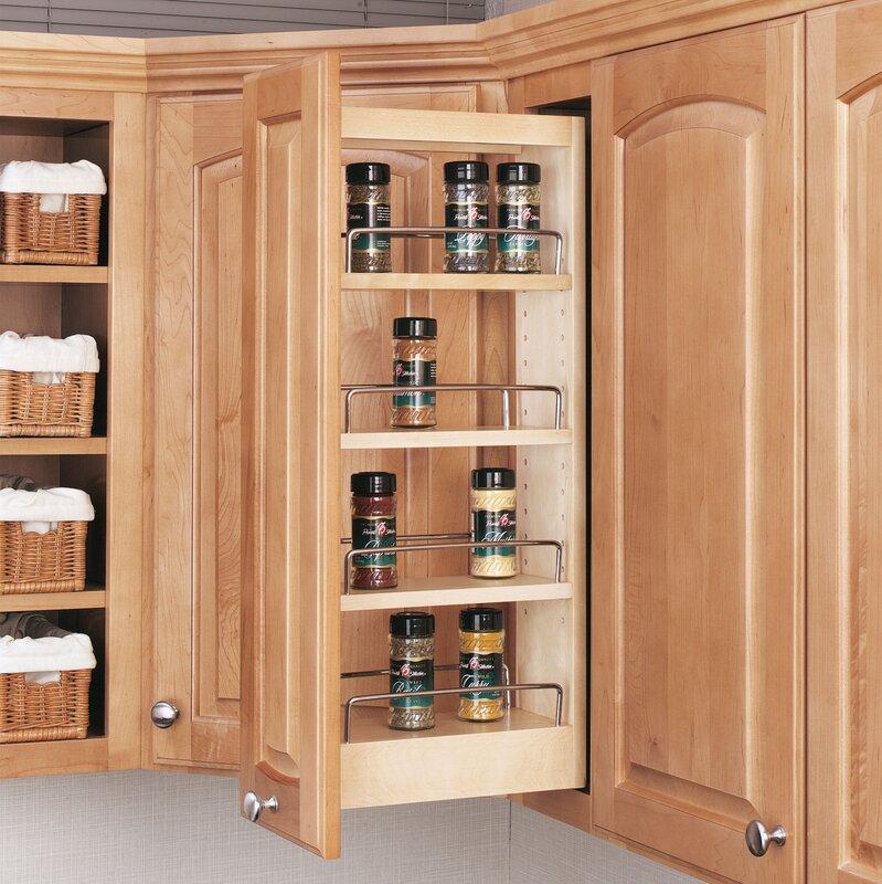 Rev-A-Shelf Wall Cabinet Organizer & Reviews | Wayfair