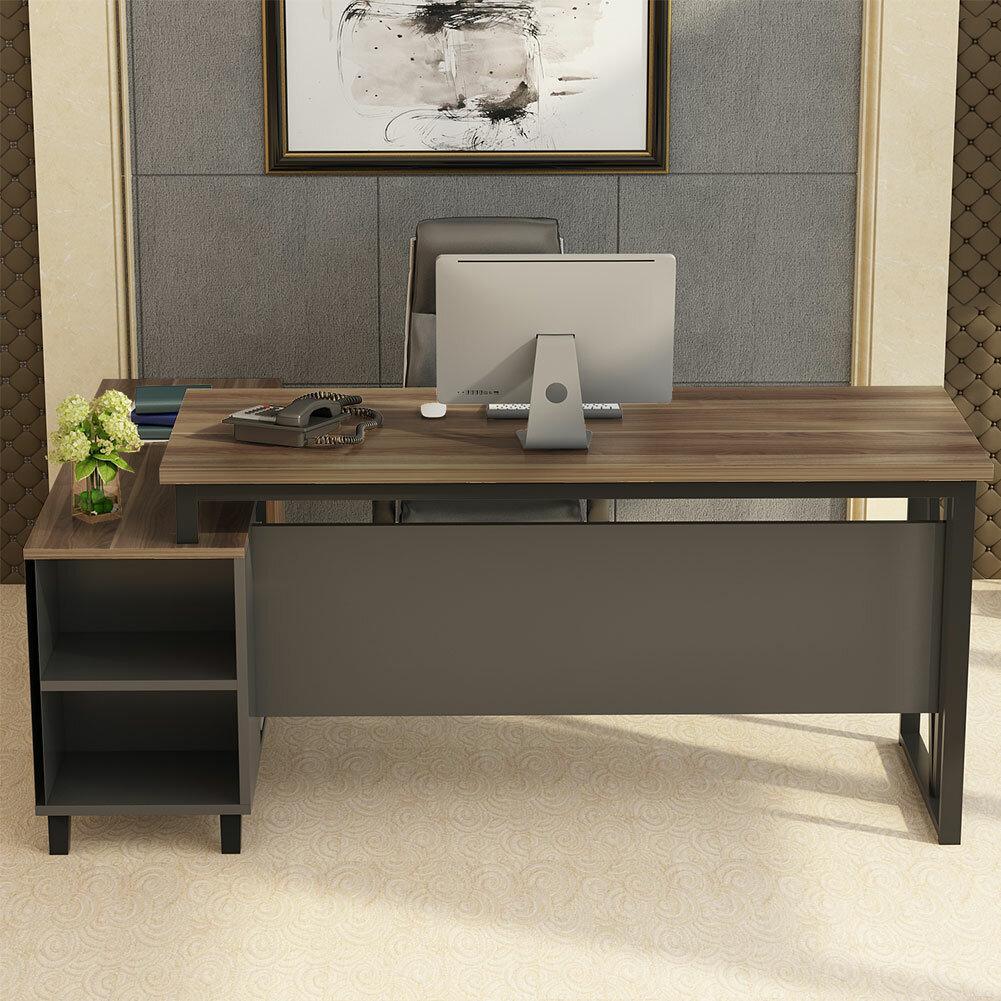 Beau Coe L Shape Executive Desk