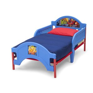 Nick Jr Blaze and The Monster Machines Convertible Toddler Bed by Delta Children