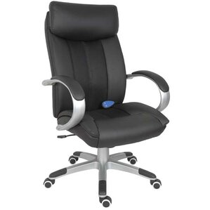 High Back Executive Chair With Lumbar Support