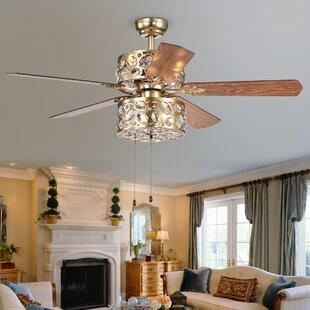 Mcgary 3 Light Ceiling Fan