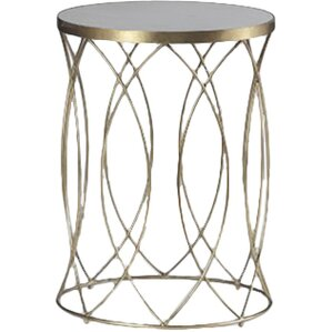 Nicole End Table by Gabby