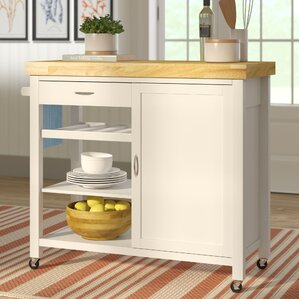 Lake Hamilton Kitchen Island by Beachc..