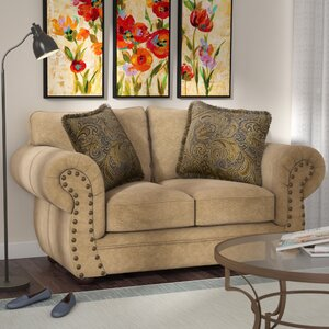 Simmons Upholstery Channahon Loveseat