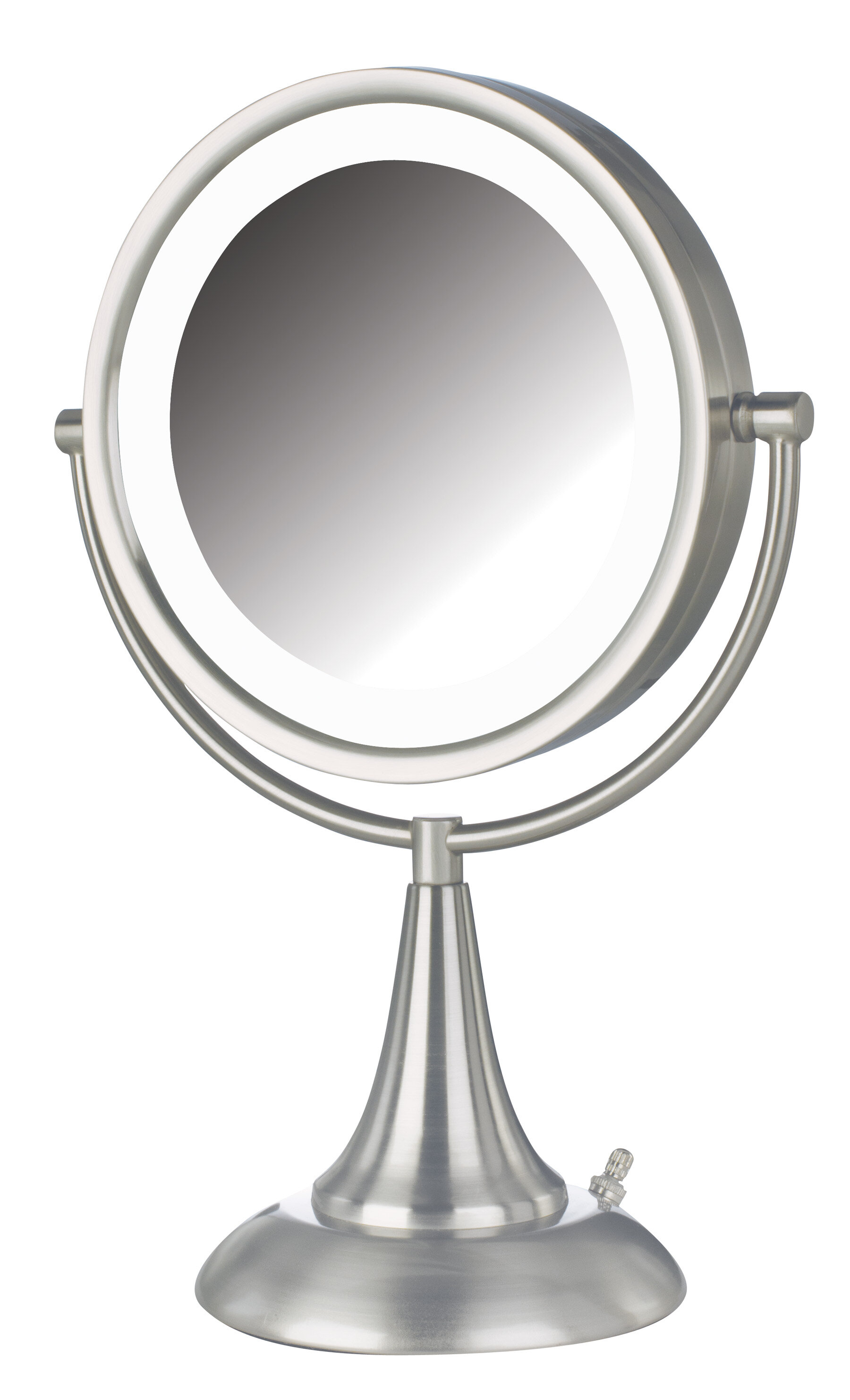 Jerdon lighted vanity mirror reviews wayfair mozeypictures Image collections