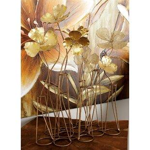 14818e0a1e4 Foy Metal Flower Sculpture