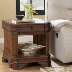 Busse End Table by Darby Home Co