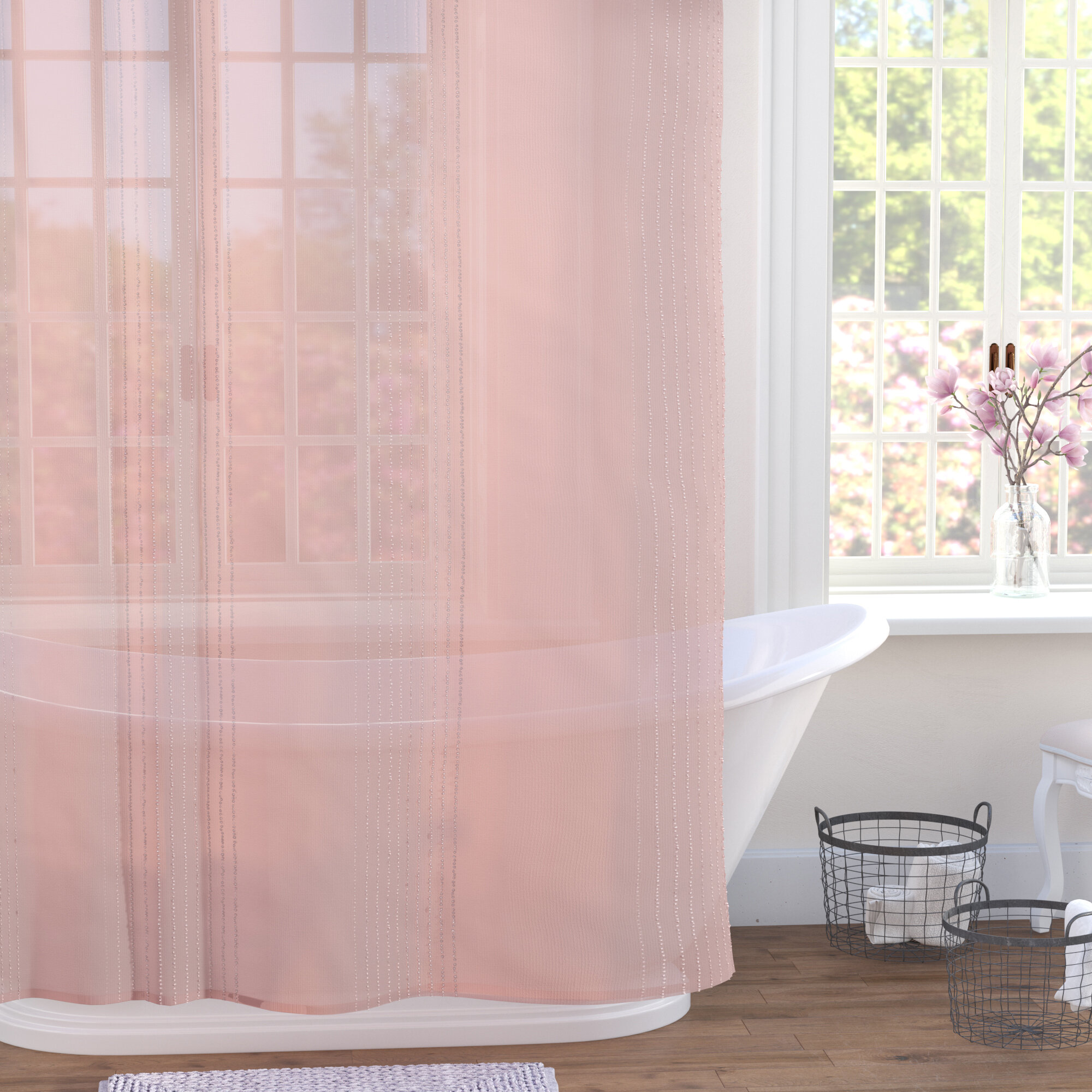 Ledonne Single Shower Curtain Reviews
