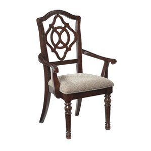 Cedar Creek Arm Chair (Set of 2) by Three Posts