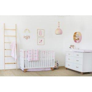 Dreaming in Dax 3 Piece Crib Bedding Set