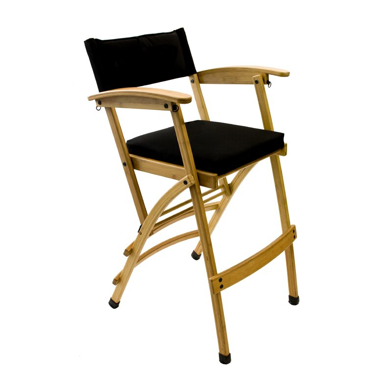 Delicieux Folding Director Chair With Cushion