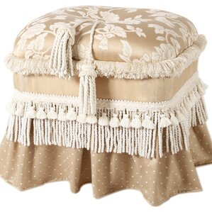Seraphina Traditional Decorative Ottoman by ..