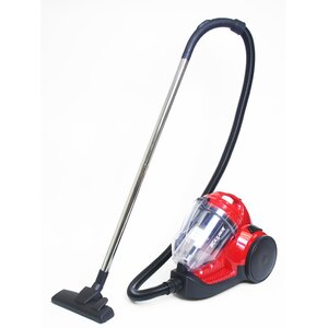 1.5L Bagless Canister Vacuum Cleaner with Cyclone Technology