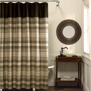 Blake Chenille Shower Curtain